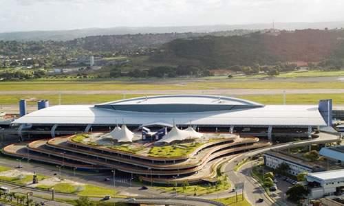 aeroporto internacional dos guararapes gilberto freiry