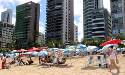 barraca praia de boa viagem