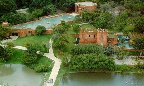 castelo são joão - instituto ricardo Brenand