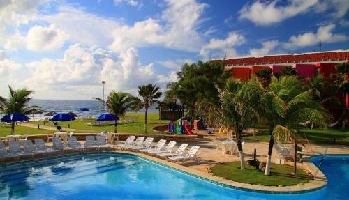 piscina do hotel marupiara porto de galinhas