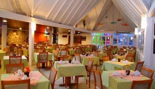 restaurante do hotel marupiara porto de galinhas