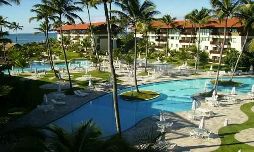 melhores resorts em porto de galinhas  - Resort Marulhos Porto de Galinhas