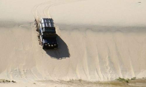passeios em jericoacoara -nas dunas