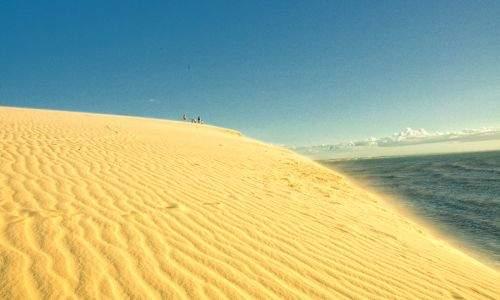 dunas por do sol em jericoacoara - 05