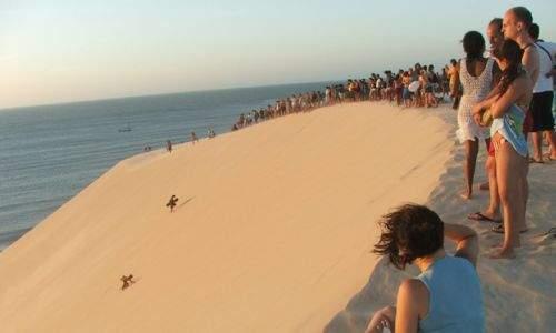 dunas por do sol em jericoacoara - 10