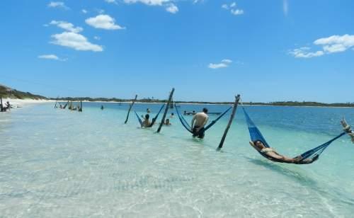 lagoa jericoacoara redes