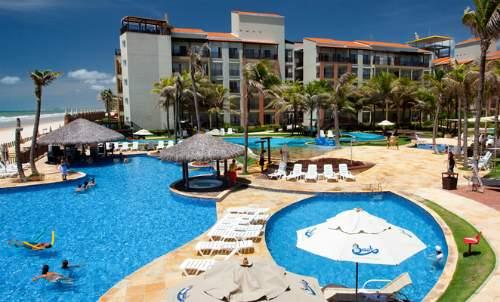 os melhores resorts de praia para crianças - BEACH PARK RESORTS FORTALEZA