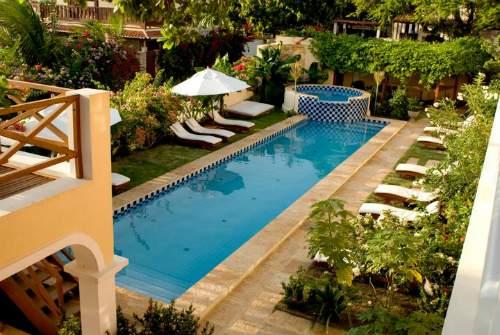Hotel Villa Terra Viva em jericoacoara - piscina