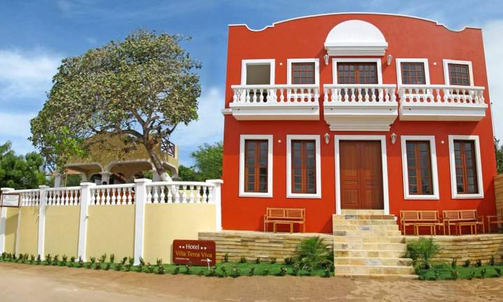 Hotel Villa Terra Viva em jericoacoara