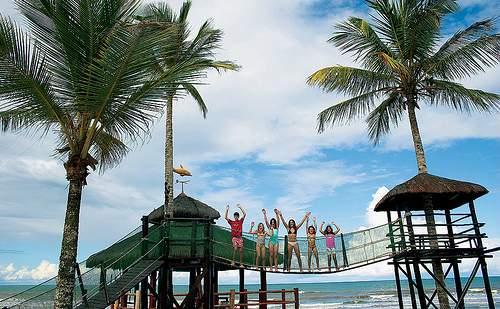 melhores resorts para crianças - Resort Transamérica Ilha de Comandatuba
