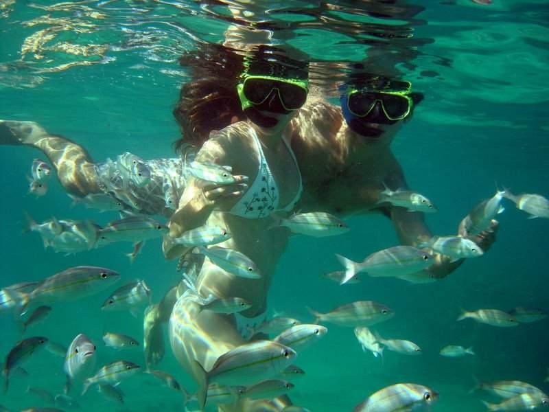 mergulho em búzios - capa