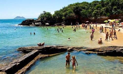 praias de búzios - praia azedinha