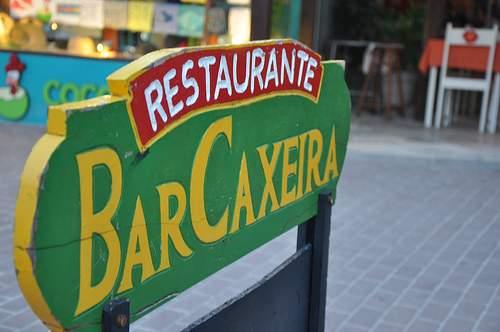 restaurante barcacheira
