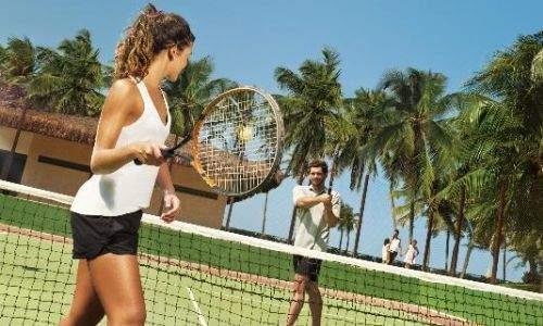 Como escolher um resort barato no Brasil - tenis