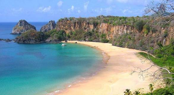 baia do sancho - noronha