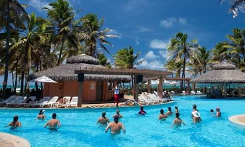 Melhores Resorts à beira mar do Nordeste - Beach Park Suítes Resort
