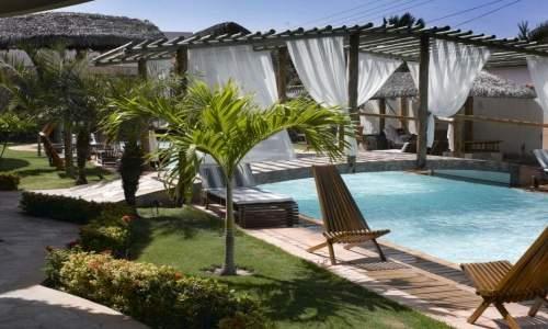 Melhores hotéis e pousadas em Canoa Quebrada  - Il Nuraghe Hotel