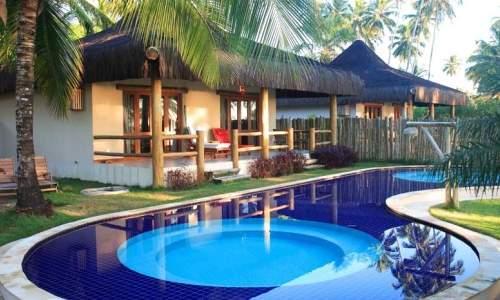 Melhores Resorts à beira mar do Nordeste - Kiaroa Eco-luxury Hotel