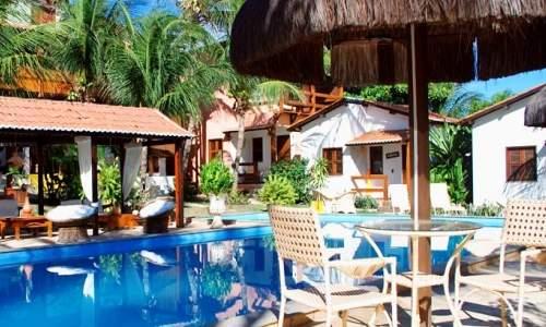 Melhores hotéis e pousadas em Canoa Quebrada  - Pousada La Dolce
