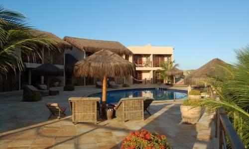 Melhores hotéis e pousadas em Canoa Quebrada  - Pousada aruana