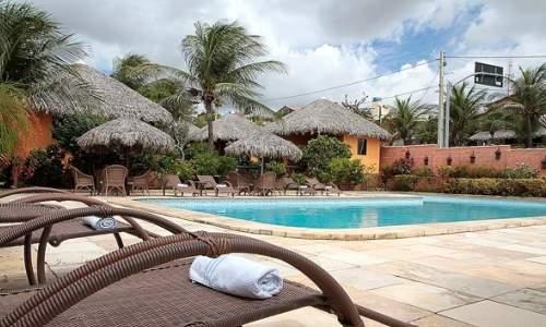 Melhores hotéis e pousadas em Canoa Quebrada  - Pousada tranquilidade village