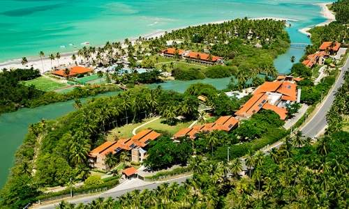 Melhores Resorts à beira mar do Nordeste - Salinas do Maragogi All Inclusive Resort
