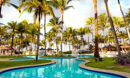 Melhores Resorts à beira mar do Nordeste - Transamérica Ilha de Comandatuba