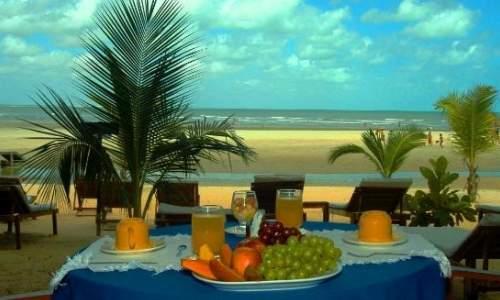 Hotel My Blue - Jericoacoara - café da manha
