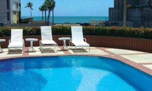Hotel Diogo em Fortaleza - piscina 02
