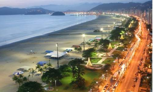 Melhores praias para o banho no Litoral de São Paulo - 02 EMBARÉ