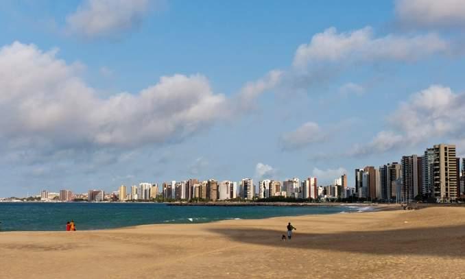 O que fazer em Fortaleza  - PRAIA DE IRACEMA 02