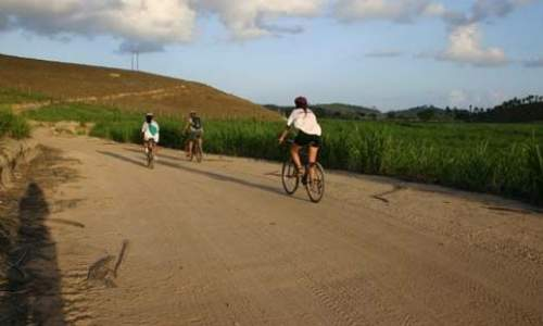 Passeios em Maragogi - passeio de bicicleta