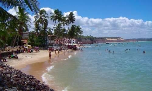 Praia de Pipa, a praia mais badalada do Rio Grande do Norte - 01