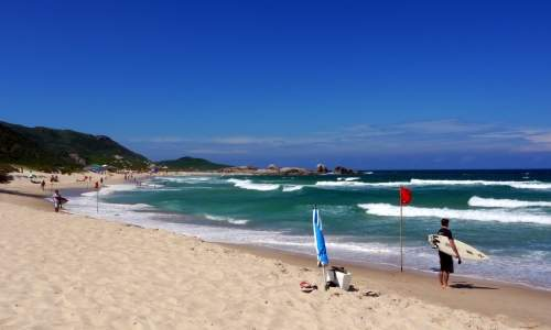 Melhores Praias para Surfar em Florianópolis (SC) - Mole