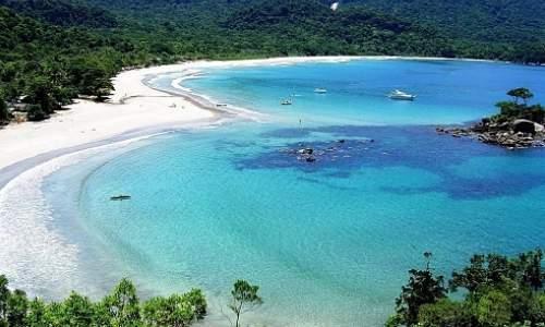 Melhores praias para surfar em São Paulo – Litoral Norte - Praia de Castelhanos Ilhabela