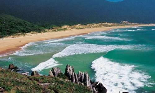 Melhores Praias para Surfar em Florianópolis (SC) - lagoinha do leste