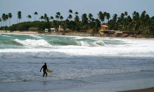Melhores Praias para Surfar no Brasil - maracaípe visinha a porto de galinhas