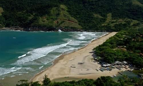 Melhores praias para surfar em São Paulo – Litoral Norte - praia bonete