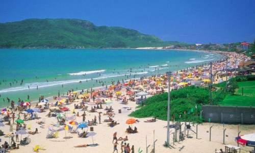 Melhores Praias para Surfar em Florianópolis (SC) - praia dos ingleses floripa