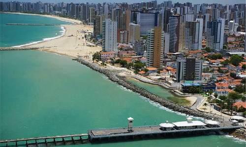Praias de Fortaleza - Belezas que encantam os turístas - IRACEMA