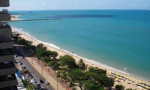 Praias de Fortaleza - Belezas que encantam os turístas - MEIRELES