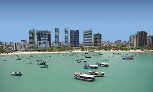 Praias de Fortaleza - Belezas que encantam os turístas - MUCURIPE