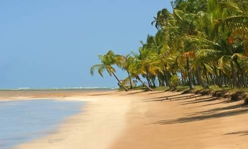 Bitingui Praia Hotel em Japaratinga, Alagoas - praia de japaratinga