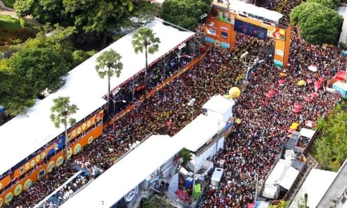 Camarote Salvador 2014 - Confira as melhores opções