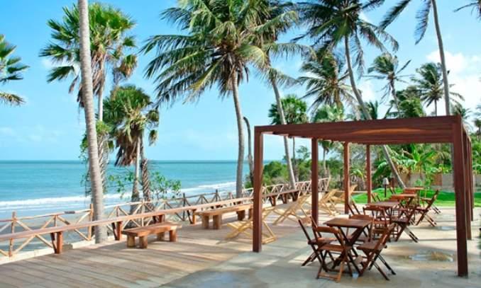 carnaubinha praia resort - beira mar