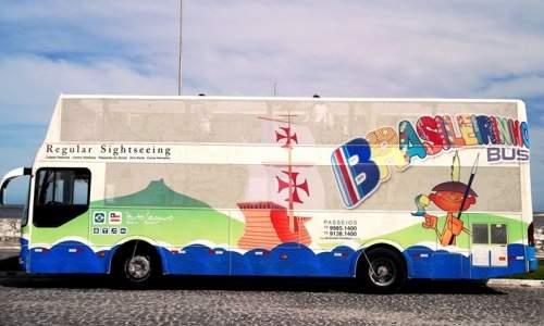 brasileirinho bus