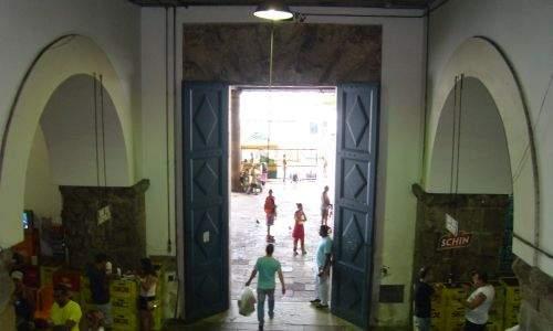 Mercado modelo o artesanato de Salvador - Bahia - 09