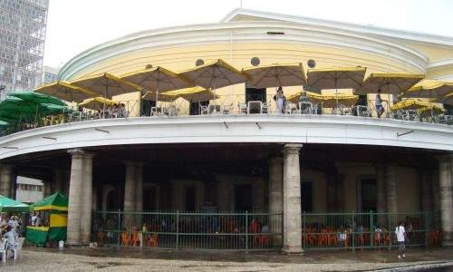 Mercado modelo o artesanato de Salvador - Bahia - 10