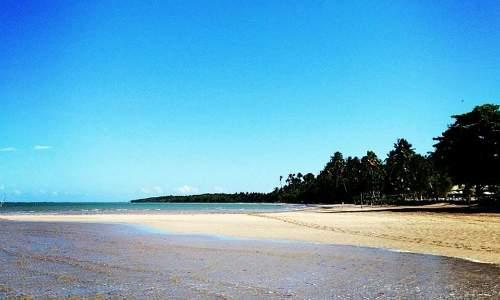 Praias em Morro de São Paulo - Bahia Quinta Praia (Praia do Encanto)