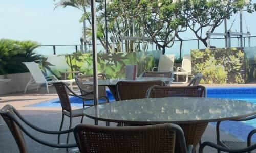 Gran Marquise Hotel à beira mar da praia de Meireles - Fortaleza piscina 02